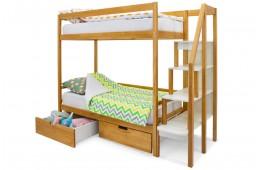 Двухъярусная кровать Бельмарко Натура
