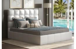 Кровать с мягким изголовьем Эмили