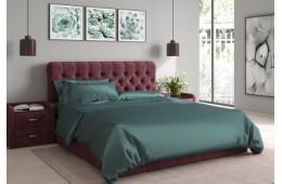 Кровать с мягким изголовьем Розалия