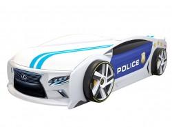 Кровать машина Лексус Манго Полиция 2