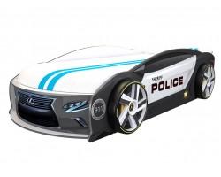 Кровать машина Лексус Манго Полиция