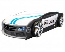 Кровать машина Мерседес Манго Полиция