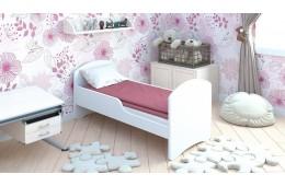 Детская кровать Classic Белая
