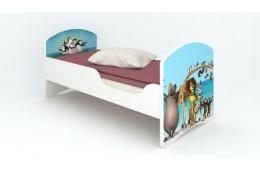Детская кровать Classic Мадагаскар