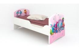 Детская кровать Classic Тролли