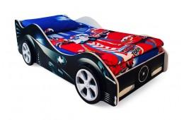 Детская кровать - машина Бельмарко Бэтмобиль