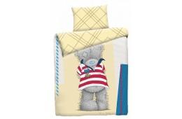Детское постельное белье Teddy морячок (бязь, 100% хлопок)