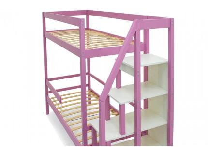 Двухъярусная кровать Бельмарко Лаванда