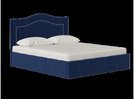 Кровать с мягким изголовьем Оливия