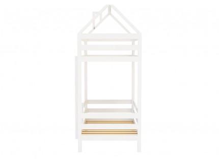 Кровать-двухъярусная «SCANDI» Белый