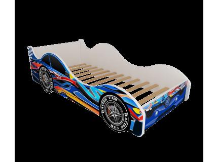 Детская кровать -  машина Барселона