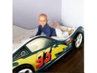 Детская кровать - машина ТАЧКА СИНЯЯ (Молния Маквин) Бельмарко
